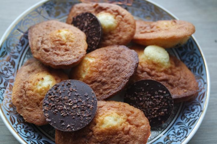 Recette n°3 : Les madeleines…