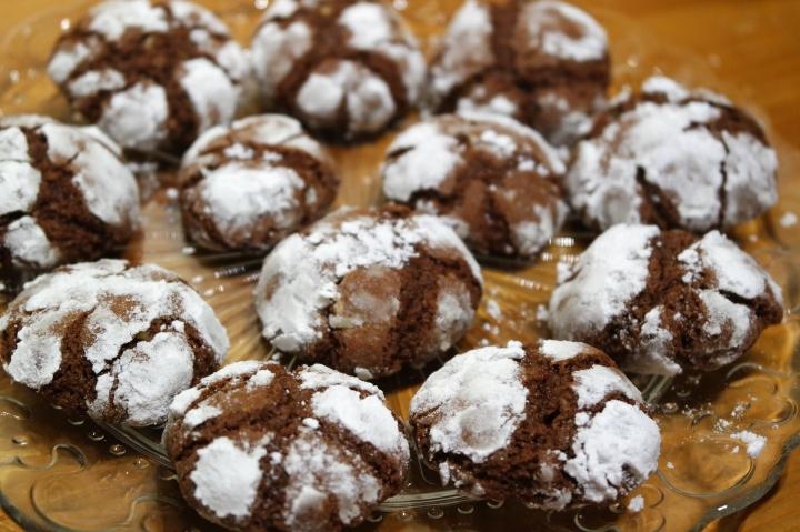 Recette n°4 : Les crinkles auchocolat