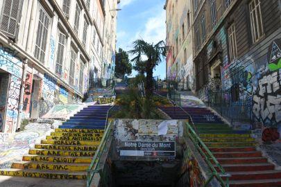 Quartier cours Julien