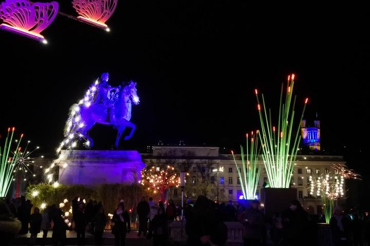 Noël 2017 : La Fête des Lumières,Lyon